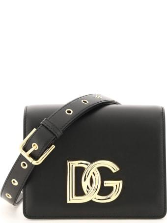 Dolce & Gabbana Crossbody Bag With Logo