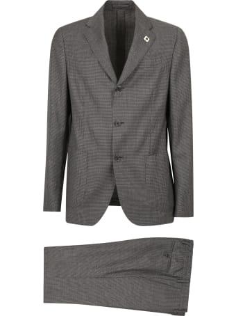 Lardini Single Breasted Suit