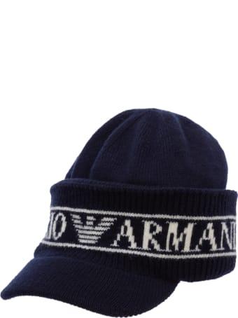 Emporio Armani Icon Beanie