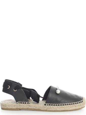 Coliac Giuly Nappa Closed Sandal