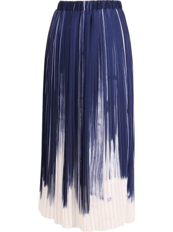 Yoshi Kondo 'image' Polyester Skirt