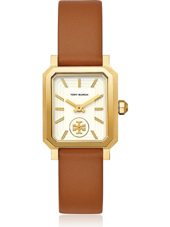 Tory Burch The Robinson Stainless Steel Women's Watch