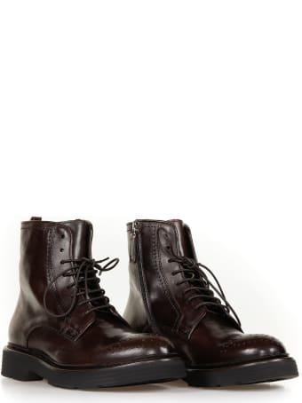 Hundred 100 Brushed Calfskin Boots