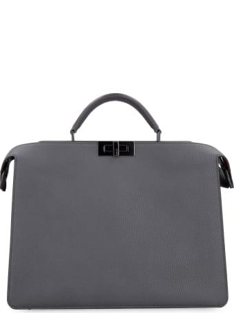 Fendi Peekaboo Iseeu Leather Bag
