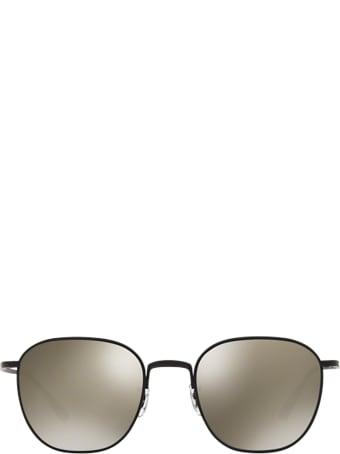 Oliver Peoples Oliver Peoples Ov1230st Matte Black Sunglasses