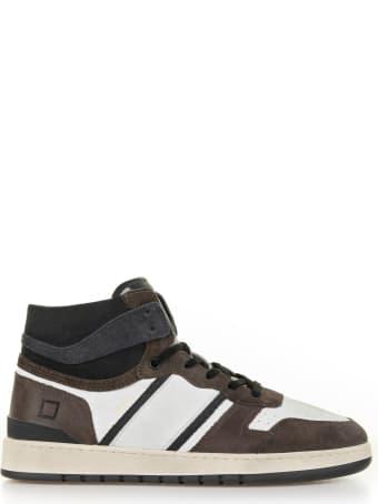 D.A.T.E. Sneaker Sport High Vintage