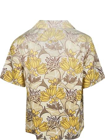 Prada Floral Shirt