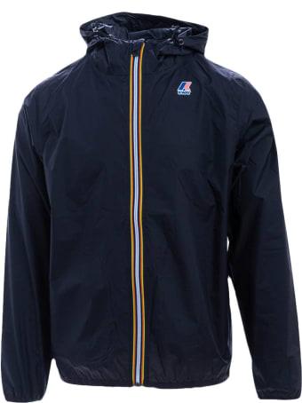 K-Way Technical Fabric Jacket K-Way