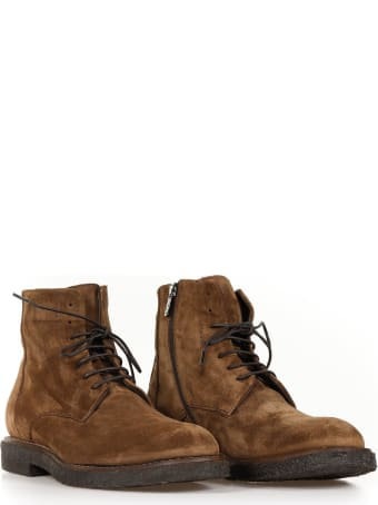Hundred 100 Suede Ankle Boots