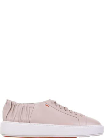 Santoni Santoni Powder Low-top Sneaker