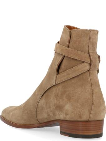 Saint Laurent 'wyatt' Shoes