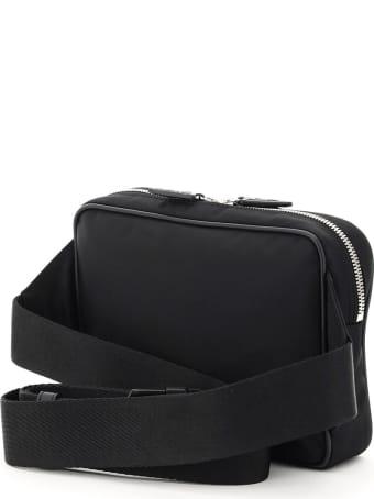 Versace Medusa Nylon Belt Bag