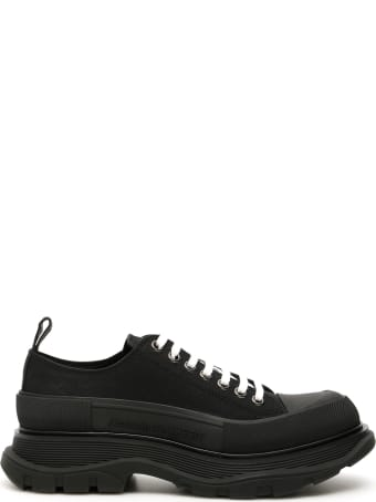 Alexander McQueen Tread Sleek Lace-ups