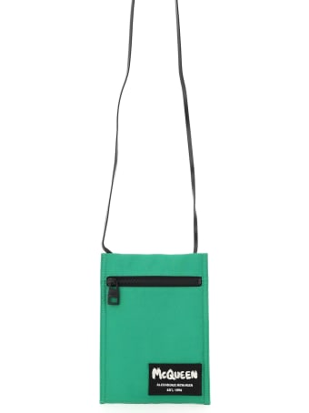 Alexander McQueen Shoulder Pouch Bag