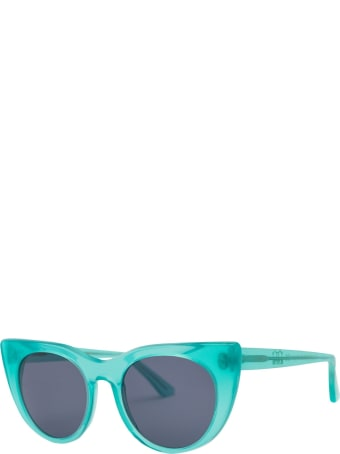 Kyme Water Green Angel Sunglasses For Kids