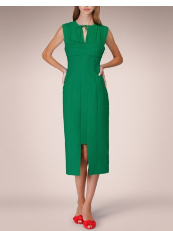 Genny Green Cocktail Dress
