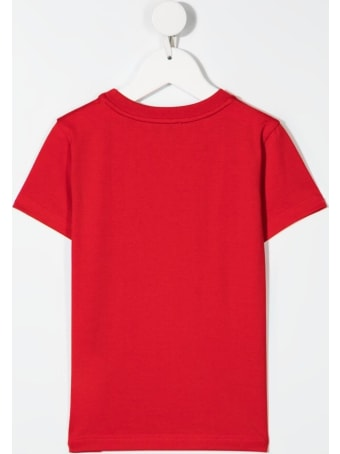 Givenchy Jersey T-shirt With Logo Print