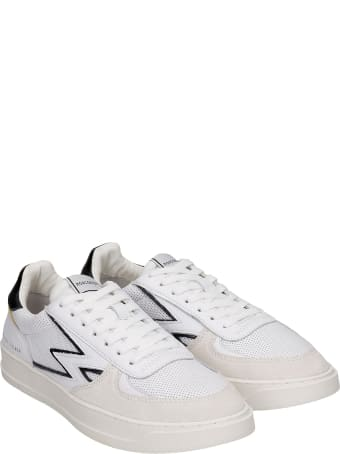 M.O.A. master of arts Sneakers In White Synthetic Fibers