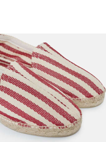 Peninsula Swimwear Espadrilles Isola Rossa Striped