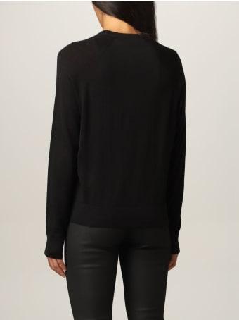Emporio Armani Sweater Emporio Armani Sweater In Virgin Wool Blend