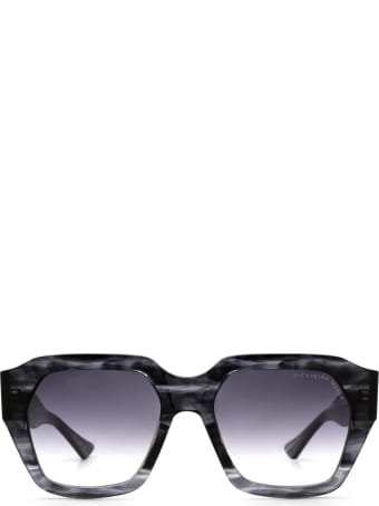 Dita Dita Dts709-a-01-a Black Gold Sunglasses