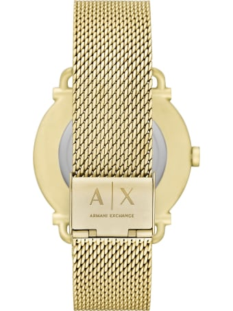 Armani Collezioni Armani Exchange Stainless Steel Men's Watch