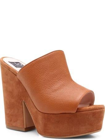Islo 'edile' Leather Sandals