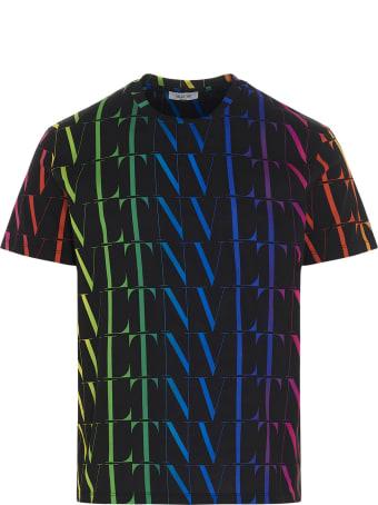 Valentino 'vltn Times' T-shirt