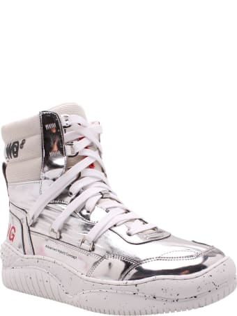 FW_D F_wd Polyester Sneakers