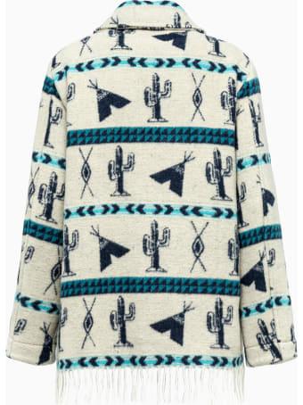 Front Street 8 Franges Shirt Cactus  Frontstreet 50850-5573