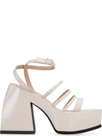 Nodaleto Bulla Chibi Patent Leather Sandals