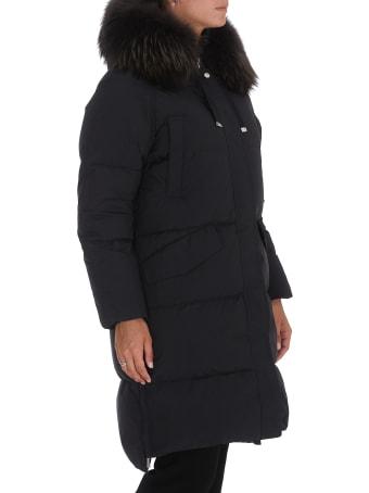 Moorer Enia Long Down Jacket