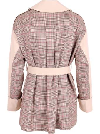 Jovonna London 'giza' Polyester Trench Coat