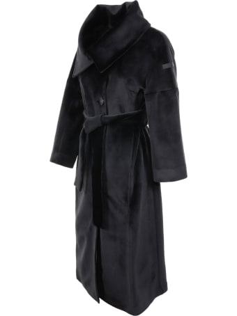 RRD - Roberto Ricci Design Long Coat With Belt