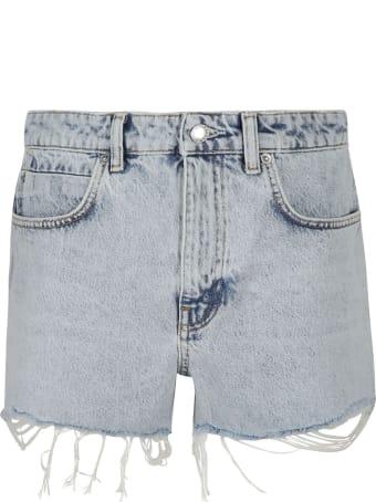 Alexander Wang High Waist Shorts