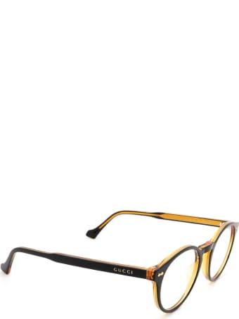 Gucci Gucci Gg0738o Black Glasses