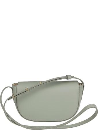 Frenzlauer Sage Leather Swing Mini Bag
