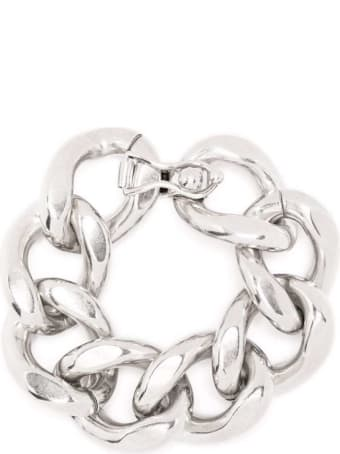 Isabel Marant Silver-colored Chain Bracelet