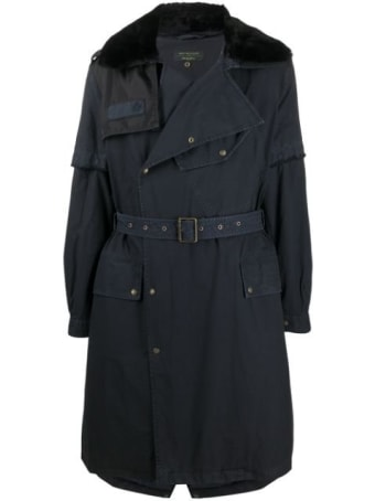 Mr & Mrs Italy Nick Wooster Capsule Unisex Trench