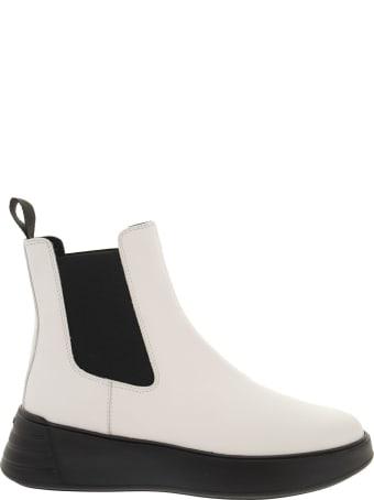 Hogan H562 Chelsea Boot - Rebel Black