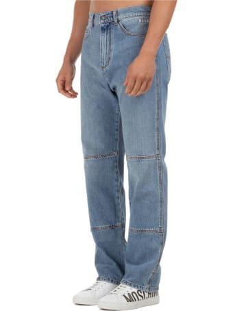 MSGM Gymnic Jeans