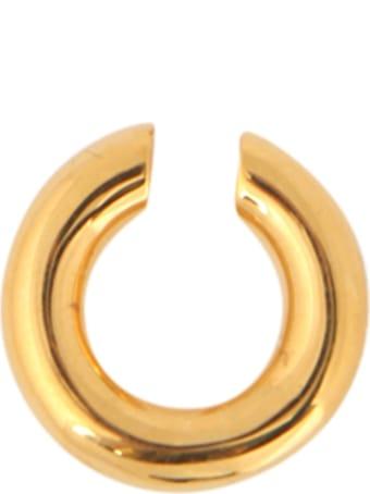 AMBUSH Round Earrings