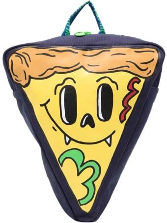 Stella McCartney Kids Pizza Backpack
