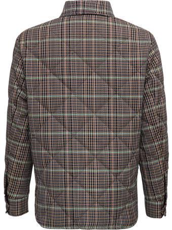 costumein Ruben  Quilted Wool Jacket