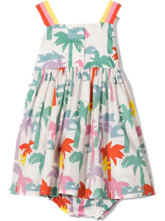 Stella McCartney Multicolour Sustainable Cotton Dress