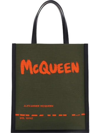 Alexander McQueen City Tote Bag