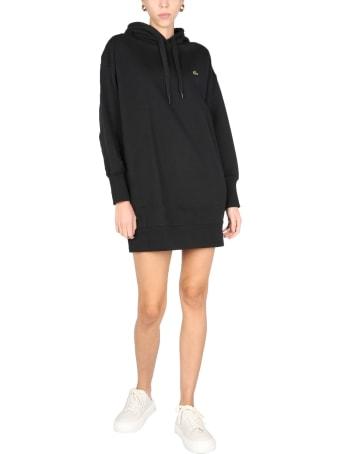 Lacoste L!VE Sweatshirt Dress
