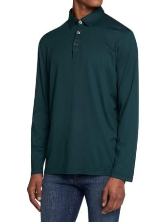 Kiton Poloshirt Cotton