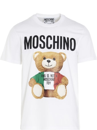Moschino 'this Is Not A Toy' T-shirt