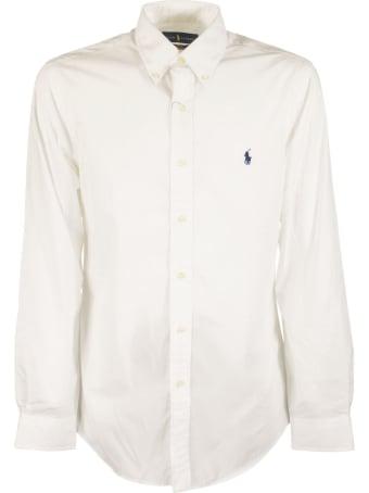 Ralph Lauren Slim Fit Poplin Shirt